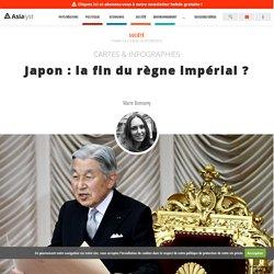 Japon : la fin du règne impérial