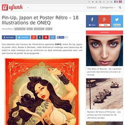 Pin-Up, Japon et Poster Rétro – ONEQ