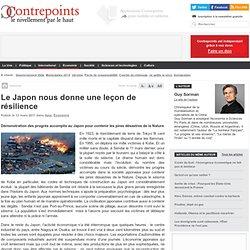 Le Japon nous donne une leçon de résilience