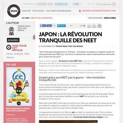 Japon : la révolution tranquille des NEET