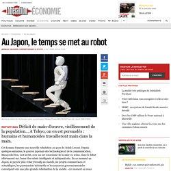 Au Japon, le temps se met au robot