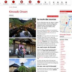 L'art japonais du bain à Kinosaki Onsen