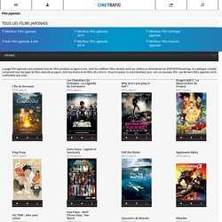 Film japonais : tous les films japonais récents et anciens