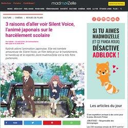 Silent Voice : 3 raisons d'aller voir l'animé japonais sur le harcèlement scolaire
