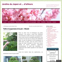 jardin japonais rannie pearltrees. Black Bedroom Furniture Sets. Home Design Ideas
