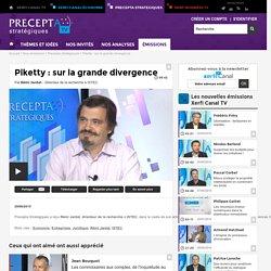 Rémi Jardat, ISTEC - Piketty : sur la grande divergence