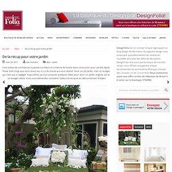 De la récup pour votre jardin DesignFolia – Le Blog Décoration et Design