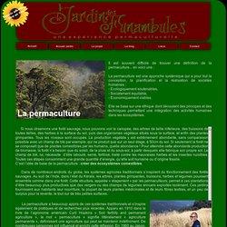 Le Jardin des Funambules - La permaculture