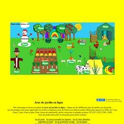 Jeux de jardin en ligne - LaLunedeNinou.com