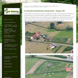 Le Jardin Croq'Plantes, Croq'Santé – Curgy (71)