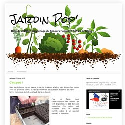 Jardin Pop': février 2015