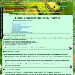 Mon-jardin-naturel-sauvage : conseils de culture bio et naturelle, recettes spéciales