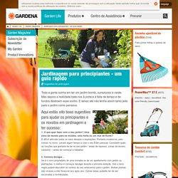 Jardinagem para principiantes - um guia rápido - Sugestões De Jardinagem