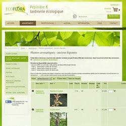 Pépinière et jardinerie écologique