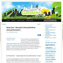 Les pots et jardinieres smart pot : des contenants géotextile léger trés performant