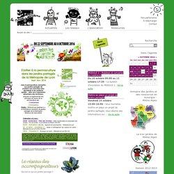 le passe-jardins - Journées nationales des jardins partagés