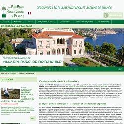 Les plus beaux jardins de France - Le Jardin à la Française