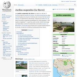 Jardins suspendus (Le Havre)