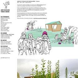 Jardins d'usages (2013-2015) : james bouquard