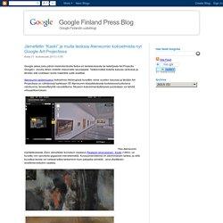 """Järnefeltin """"Kaski"""" ja muita teoksia Ateneumin kokoelmista nyt Google Art Projectissa"""