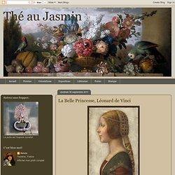 La Belle Princesse, Léonard de Vinci