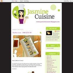 Sushis crus - VAM 2010 #1