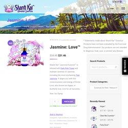 Jasmine: Love™ Essence Blend