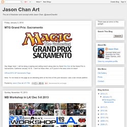 Jason Chan Art