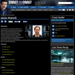 Jason Martell - Guests