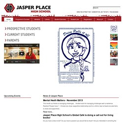 Jasper Place High School
