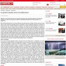 Le grand Jaurès revit à la télévision - 10/03/2005