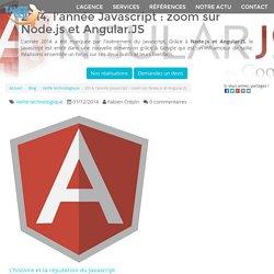 2014, l'année Javascript : zoom sur Node.js et Angular.JS › TahitiClic, Agence Web Drupal à Tahiti