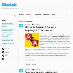 Javascript Archives - Maxlab Maxlab