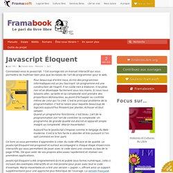 Javascript Éloquent – Framabook