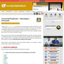 Javascript Explicado - Abordagem Avançada