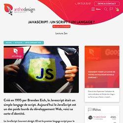 Javascript, un langage ? un script ? En savoir plus