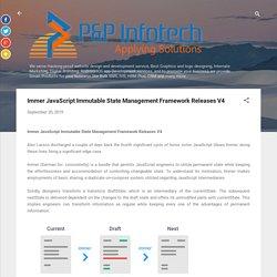 Immer JavaScript Immutable State Management Framework Releases V4