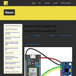 JavaScript Robotics News (Johnny-Five)
