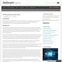 javascript games tutorial « hackmyass