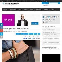 Jawbone, proche du crash financier?