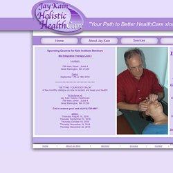 Jay Kain Holistic HealthCare