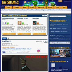 Jay is Games - Indie Games, Browser Games and Casual Game reviews, walkthroughs, room escape games, point and click games, puzzle games and more!