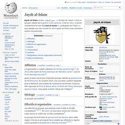 Jaysh al-Islam