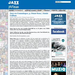Jazz en Comminges, 3. Omar Sosa / Jamie Cullum @ Jazz Magazine