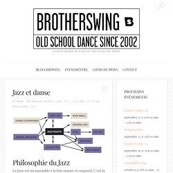 Jazz et danse - Brotherswing