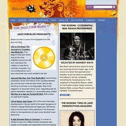 Jazz.com | Jazz Music – Jazz Artists – Jazz News