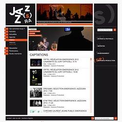 JAZZ(s)RA | médias - vidéos