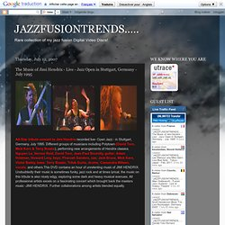 JazzFusionTrends