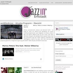 jazzMiles&more – Aktuelles Programm – Übersicht