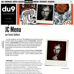JC Menu